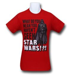Images of Star Wars Haven't Seen Star Wars T-Shirt