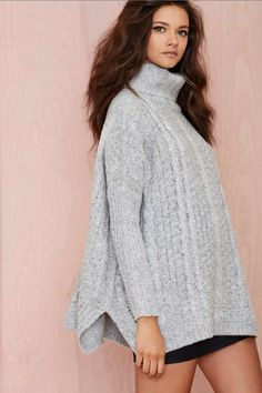 Big Deal Turtleneck Sweater
