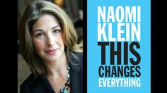 this changes everything naomi klein - Google Search