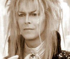 Jareth, the Goblin King (David Bowie).