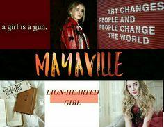 Loudly-unladylike on tumblr ||| I got Mayaville