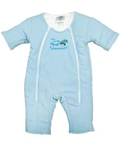 Best kept secret. This was great transition once the babes figured out how to break out of their swaddles. Slept amazing!- Baby Merlin - Magic Sleepsuit