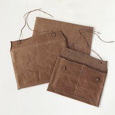 Triton Cafe - leather notebook case