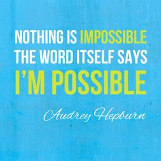 Like if you agree!  #possible #audreyhepburn #PicaSpa #PicaSpecials  #PicaFacials #PicaMassage #ABQ #ABQSpas  #PicaCares #health