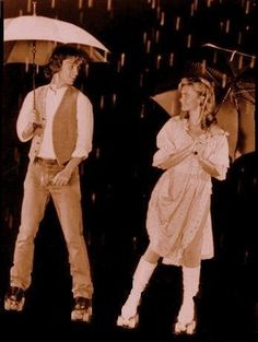 Xanadu! Still one of my favorite movies and soundtrack! I love Olivia and a good love story!