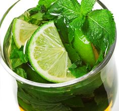 The most refreshing summertime drink.. Summer Mint Mojito Recipe from Grandmothers Kitchen.