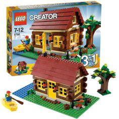 LEGO 5766 Creator: Blockhaus  http://www.meinspielzeug24.de/lego-5766-creator-blockhaus  #LEGOCreator, #Unisex #Konstruktionspielzeug, #Spielwaren
