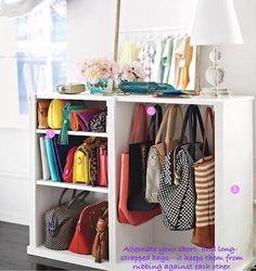 Pequeños placeres: ordenar el armario
