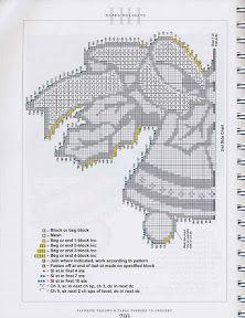 Boże Narodzenie - dzwoneczki - Urszula Niziołek - Álbumes web de Picasa. Center Line shown in pattern