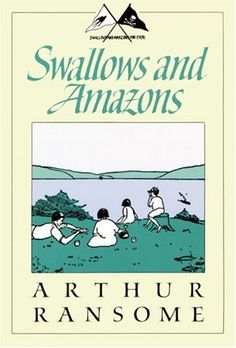Swallows and Amazons  byArthur Ransome