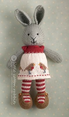 ruby by littlecottonrabbits, oh my goodness! SOO cute!