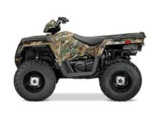 New 2016 Polaris Sportsman 570 EPS Polaris Pursuit Camo ATVs For Sale in Michigan. 2016 Polaris Sportsman 570 EPS Polaris Pursuit Camo, SAVE OVER $1,700! SAVE OVER $1,700! 2016 Polaris® Sportsman® 570 EPS Camo Hardest Working Features Engine Braking System (EBS) Powerful 44 Horsepower ProStar® Engine On-Demand True All Wheel Drive Huge 1,225 lbs. Towing Capacity Hard Working 270 lbs. Combined Rack Capacity Integrated Front Storage Integrated Plow Mounts & Glacier Pro® Plow System…