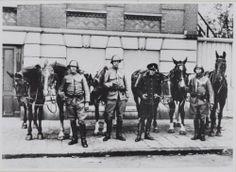 Inzet leger tijdens Jordaanoproer