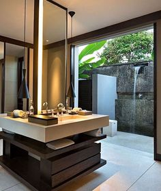 WEBSTA @ interior123 - Outdoor shower anyone? (: Mario Wibowo) #interior123