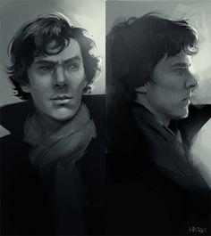 Mr Sherlock Holmes by Charmaine/ Kazeki