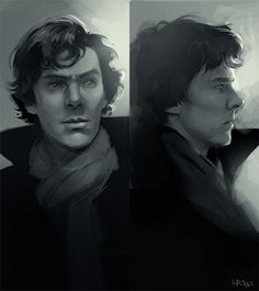 Mr. Sherlock Holmes by Kazeki.deviantart.com