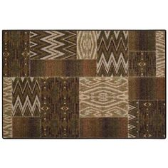 This Brumlow Mills Brockton rug brings a geometric patchwork look into your home. Patchwork Rugs, Entry Rug, Bohemian Rug, Kohls, Home Decor, Decoration Home, Room Decor, Home Interior Design, Entryway Rug