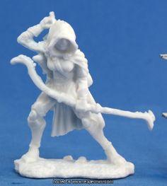 Rogue - Reaper Miniatures :: OnlineStore