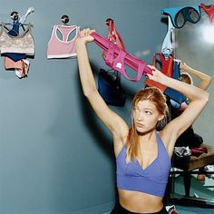 We sweated our ta-tas off in pursuit of the best new athletic bras. Find the right one for your cup size