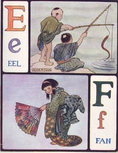Friday's snapshot from the library … Human Figures, Alphabet Book, Book And Magazine, Very Lovely, Western Art, Chinoiserie, Landscape Art, Libraries, Languages
