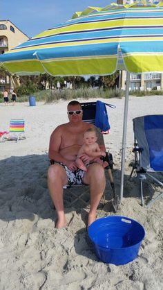 Travis and aubree July 2015 Myrtle Beach sc