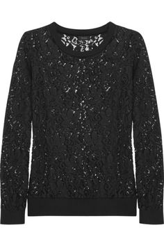 Theory lace top, $285 on Net-A-Porter
