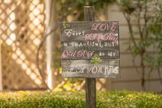Vintage Backyard Wedding: Amberly + Bret