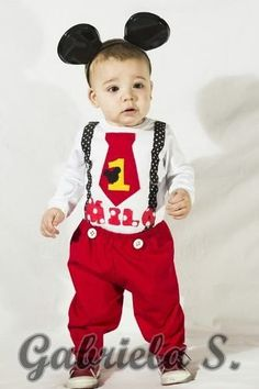 Best Ideas For Baby Twins Costumes Mickey Mouse Baby Mickey Mouse, Fiesta Mickey Mouse, Twin First Birthday, Mickey Mouse Clubhouse Birthday, Mickey Party, Mickey Mouse Birthday, Miki Mouse, Twin Costumes, Mickey 1st Birthdays
