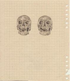 grafito sobre papel. 14 x 16. 5 cm 2014