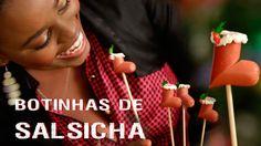 Aprenda a Fazer Receita de Botinhas de Salsicha com Philadelphia