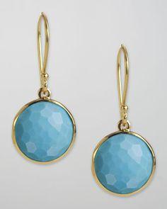 DESIGNER EARRINGS NEIMAN AND MARCUS | mini lollipop earrings $ 650 00 ippolita mini lollipop earrings ...