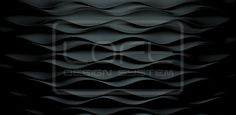 Flow - model 24 in black. Click at the photo to get more information or to visit our website. Loft Design, 3d Design, House Design, Decorative Wall Panels, System Model, 3d Wall Panels, Design System, Surface Pattern, Meringue