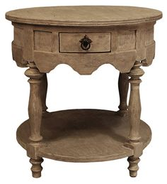 One Kings Lane - A Relaxing Retreat - Laurine Accent Table