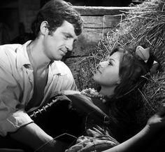 Jean Paul Belmondo & Claudia Cardinale