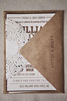 Style Me Pretty | Gallery | Picture | #766018  #invitation #wedding #weddinginvitation