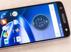 The Motorola Moto Z Force Droid combines several hot trends into a worry-free, expandable smartphone for Verizon Wireless users.