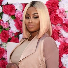 Blac Chyna Celebrates Her Heritage by Posing Nude on Instagram