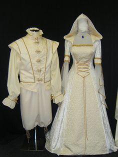handfasting medieval renacentista vestido de por camelotcostumes, £168.89