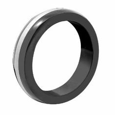 """Heart 2 Heart Metal C-ring, Black With Stainless Steel Band, Includes Bag, 1.875 by Heart 2 Heart. $35.78. 100% stainless steel. Unique contemporary design. Three sizes. Shipped in a red velvet storage bag. 5 unique designs. At last, a stainless steel cock ring that is both beautiful and affordable! this 100% stainless steel cock ring in smoldering black is accented with a gleaming chrome band. this 1.875"""" beauty ships in a red velvet pouch and is also available in sizes 1...."""