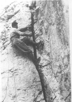 Giusto Gervasutti 1909 1946, alpiniste italien