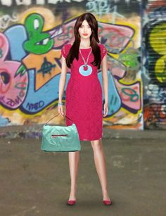 Look from latest collection of: Bensimon, Guess, Tatuum , Vissavi. GLAMSTORM.COM - virtual stylist.