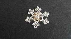 How To Make A Beaded Snowflake - DIY Crafts Tutorial - Guidecentral