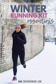 When it comes to cold weather gear, I personally think it& worth investing in a few key pieces that will stand up to the elements, keep you warm but not too hot, and mean that no run will ever be too tough. Cold Weather Running Gear, Winter Running, Running Clothes Winter, Running Workouts, Running Training, Fun Workouts, Half Marathon Training Schedule, Marathon Running, Marathon Tips