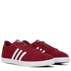 ... Humanized Adidas Neo Cloudfoam Racer TR Suede Red Black MensWomens  Running Shoes BC0053  VL COURT SHOES Unisex adidas NEO Tennis Shoes  Adidas  Womens ... 4b5daa178