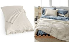 Calvin Klein Modern Cotton Body Standard Pillowcases, Set of 2 - Bedding Collections - Bed & Bath - Macy's