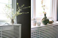 Stuvbutiken   Lundbergs - Elementskydd Yoko Vit Bauhaus, Vase, Interior, Inspiration, Home Decor, Tips, Projects, Homes, Biblical Inspiration