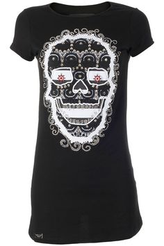 T-shirt Stones Skull
