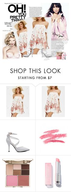 """Rosegal 5"" by nedim-848 ❤ liked on Polyvore featuring Stila"