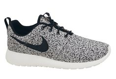 Nike WMNS Roshe Run   Black   Sail   Speckle