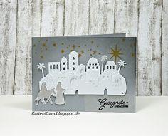KartenKram: Auf dem Weg nach Bethlehem
